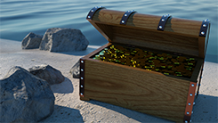 Pirate chest 1b